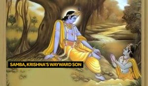 lord krishna son samba marriage story