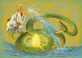 indra and vritra
