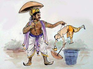 BALI king of the asuras