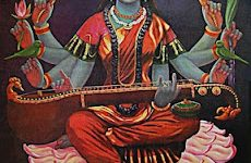 Annihilation of Vishukra and Vishanga