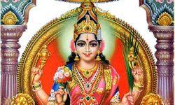 Manifestation of Lalita Devi