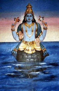 Kurma Avatar of Vishnu