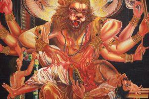 Narasimha Avatar story in English